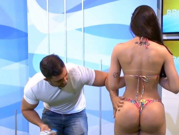 прочистки в телевидении скрытая камера шоу сосет, Маша дает