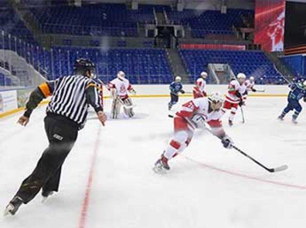 """14-летний хоккеист """"Витязя"""" умер после драки с одноклубником (ФОТО)"""