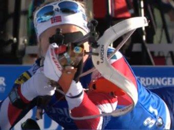 Биатлон, ЧМ 2017, спринт, женщины, результаты 10.02.2017: россиянки вне подиума (ВИДЕО)