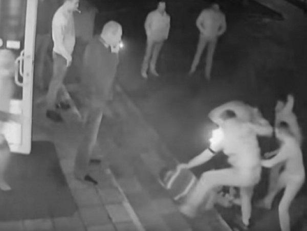 На YouTube попало ВИДЕО убийства белоруса в драке на дискотеке «Кому за 30»