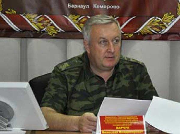 Замглавы внутренних войск МВД России задержан за взятку