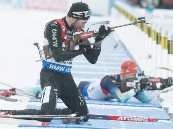 Биатлон сегодня, спринт, мужчины, результаты 10.03.2017: победил Фуркад, россияне без медалей (ВИДЕО)