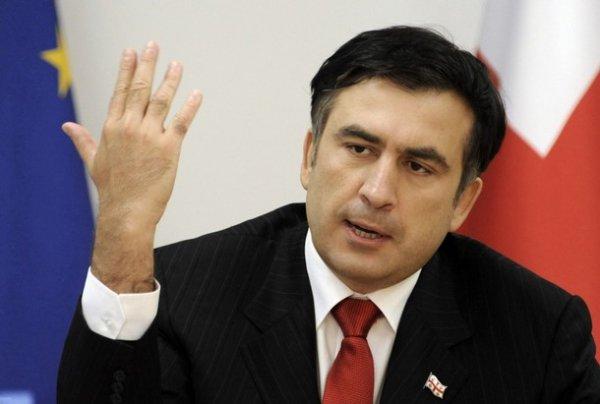 Саакашвили приказал потопить судно с Лужковым и Жириновским