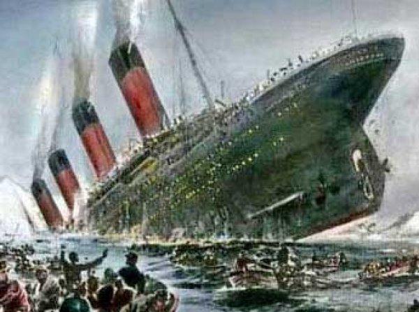 Ученые установили истинную причину гибели «Титаника»