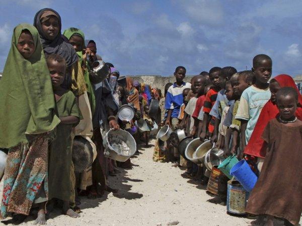 ООН: мир переживает крупнейший гуманитарный кризис с 1945 года