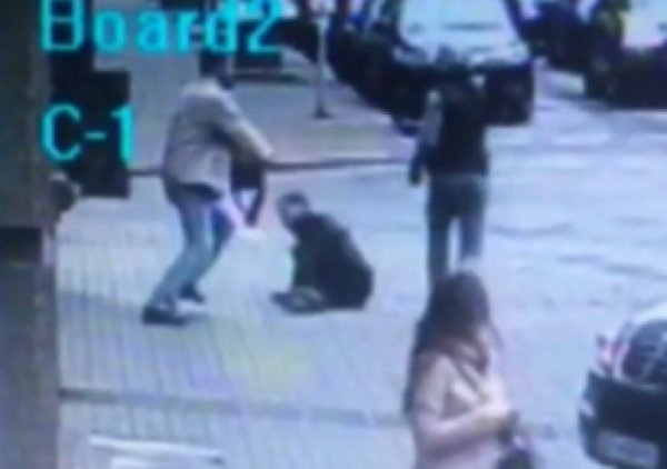 На YouTube появилось ВИДЕО момента убийства Вороненкова в Киеве