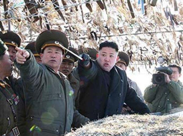 СМИ: США рассматривают военный удар по КНДР ради свержения Ким Чен Ына