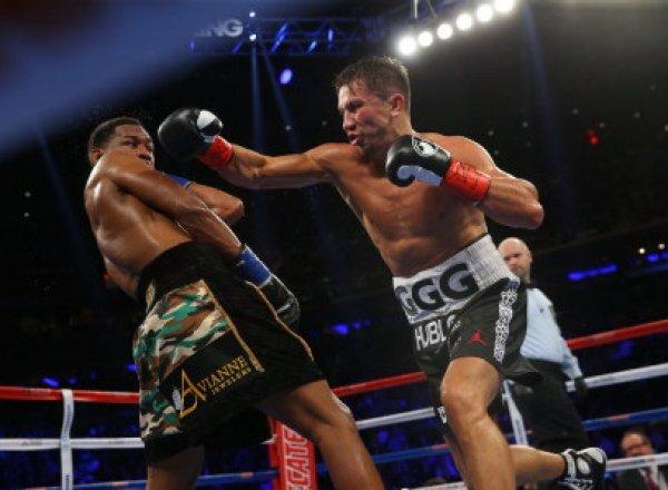 Головкин - Джейкобс: бой 19 марта закончился победой казахстанского боксера (ВИДЕО)