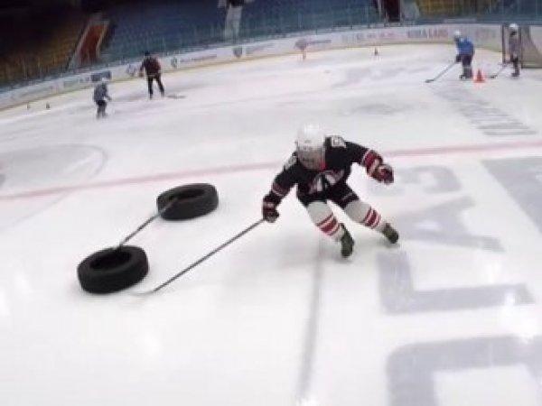 YouTube ВИДЕО трюков детей-хоккеистов собрало 15 млн просмотров