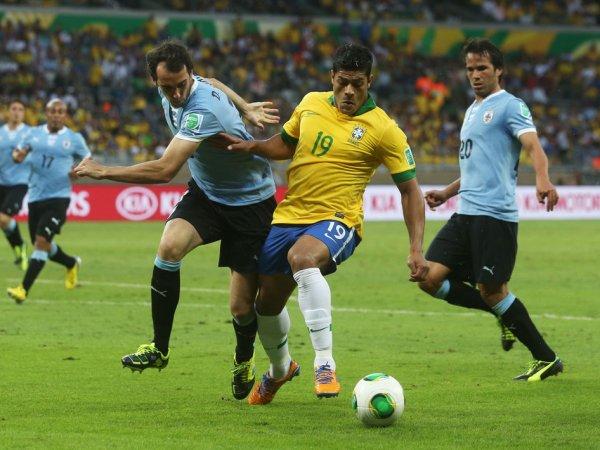 Уругвай - Бразилия: прогноз на матч 24.03.2017, смотреть онлайн, где трансляция (ВИДЕО)