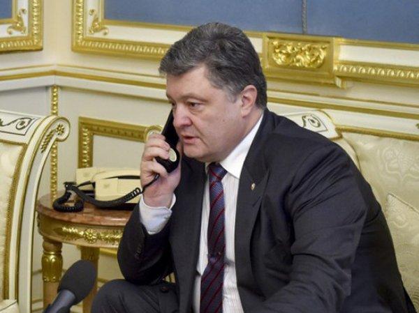 СМИ: Порошенко звонил Путину по ситуации на Донбассе, но безрезультатно