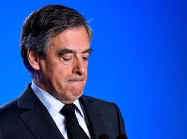 Франсуа Фийон после обысков в его квартире сошел с президентской гонки во Франции