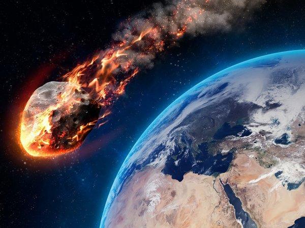 """NASA: гигантский астероид """"Скала"""" опасно сблизится с Землей"""