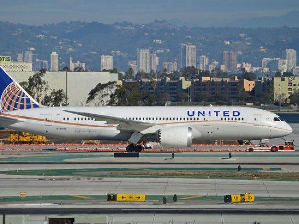United Airlines сняла с рейса молодую пару, летевшую на собственную свадьбу