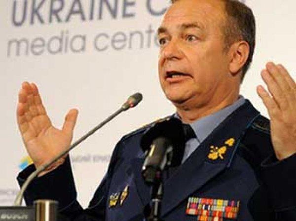 Украинский генерал Игорь Романенко рассказал о планах нападения на Россию