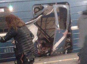Взрыв в метро в Санкт-Петербурге 3.04.2017: 10 погибших, 50 раненых. Возможен теракт (ФОТО, ВИДЕО)
