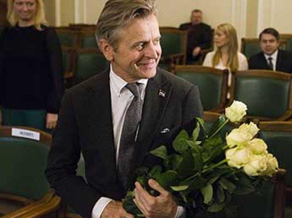Танцор Михаил Барышников получил гражданство Латвии