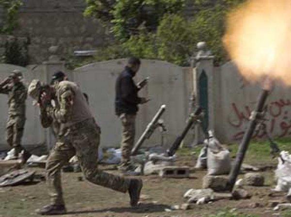 Боевики ИГИЛ при атаке в Ираке против военных США применили иприт