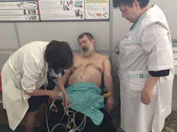 У задержанного оппозиционера Мальцева случился сердечный приступ