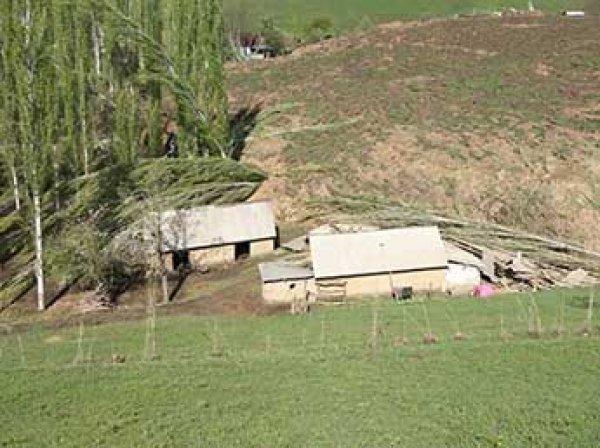 На юге Киргизии жертвами мощного оползня стали 24 человека (ВИДЕО)