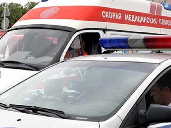Возле школы в центре Ростова-на-Дону прогремел взрыв: мужчине оторвало кисть (ВИДЕО)