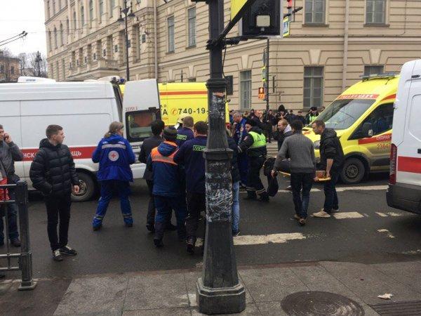 Список погибших и пострадавших в метро Санкт-Петербурга 2017 появился в Сети