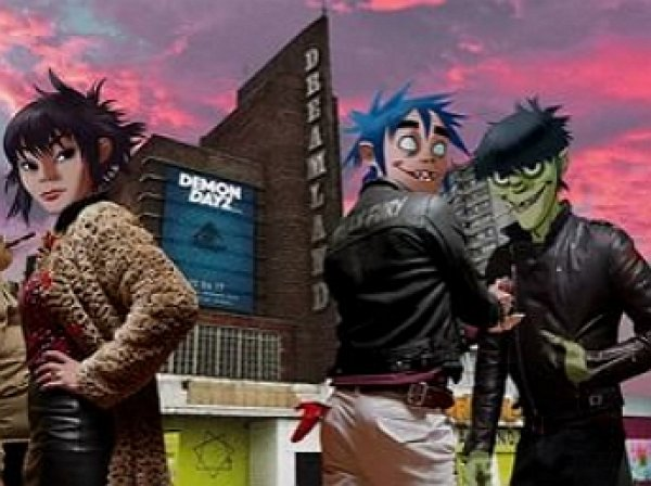 Gorillaz выпустили первый за семь лет альбом