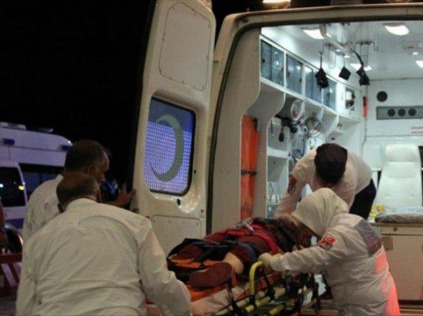 В аварии в Турции попали 16 украинцев, двое госпитализированы (ВИДЕО)