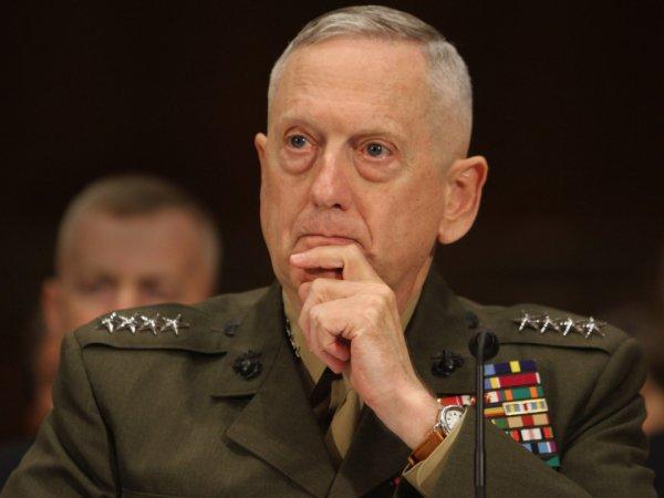 СМИ США случайно опубликовали личный номер главы Пентагона (ФОТО)