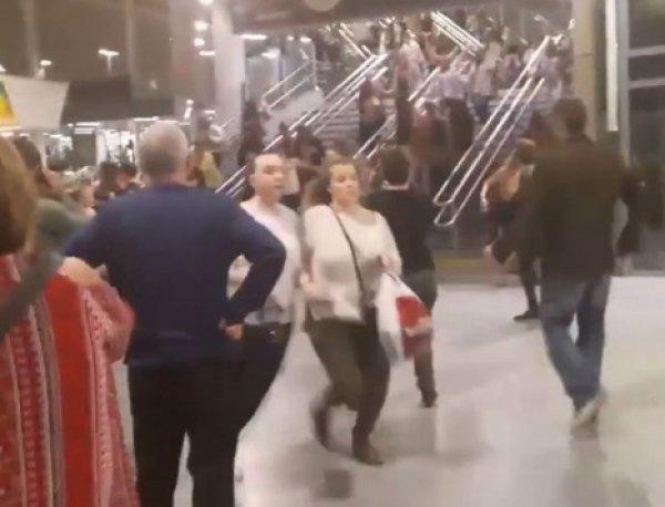 Теракт в Манчестере 2017: момент взрыва на стадионе попал на ВИДЕО