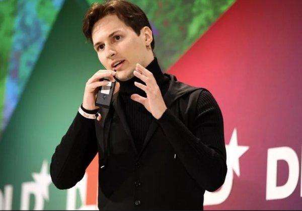 """Павел Дуров рассказал, что его почту пытались взломать """"правительственные хакеры"""""""