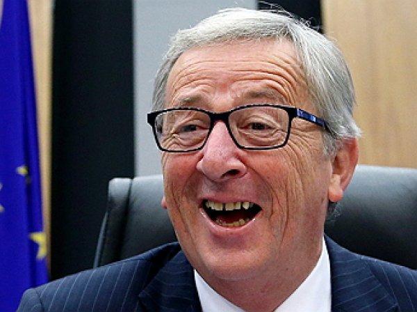 Глава Еврокомиссии шуткой объяснил Путину, почему Люксембург не нападет на Россию