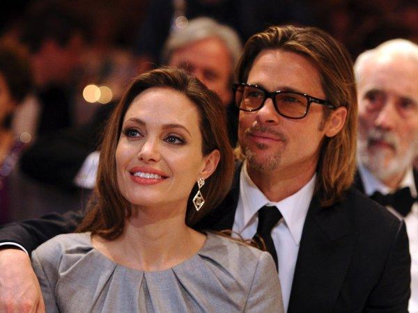 US Magazine раскрыл подробности скандала, разрушившего брак Джоли и Питта