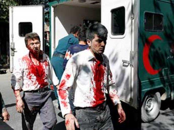 У посольства Германии в Кабуле прогремел взрыв: десятки погибших, сотня раненых (ФОТО, ВИДЕО)
