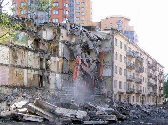 Список домов под снос в Москве до 2020 года