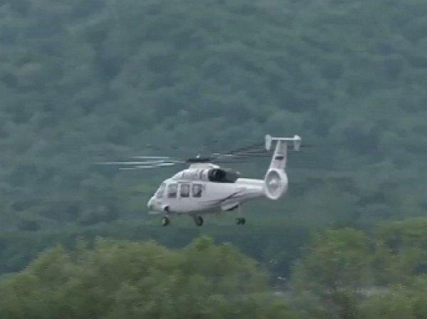 В Сети появилось видео первого полета вертолета Ка-62