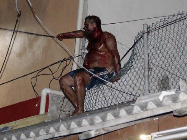 СМИ: избитый в Канкуне россиянин парализован, его охраняют