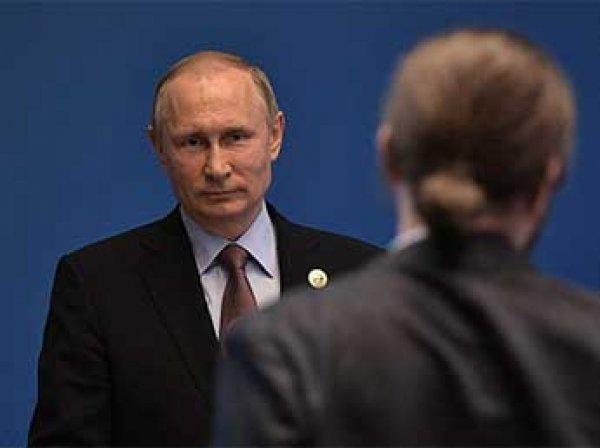 """Путин прокомментировал отказ РФ от """"Евровидения"""" и оценил последствия кибератаки"""