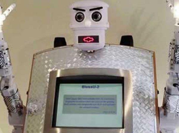 В Германии впервые в мире священника заменили роботом (ВИДЕО)