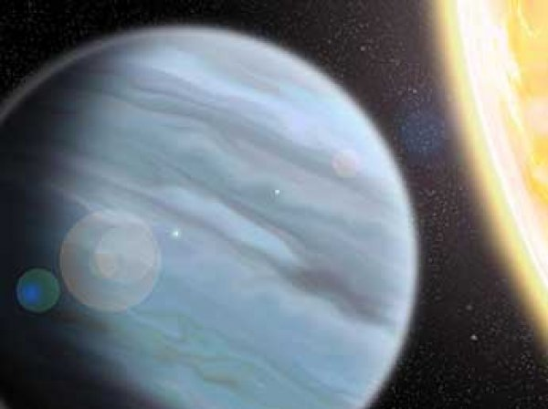 """Ученые нашли гигантскую планету из """"пенопласта"""""""