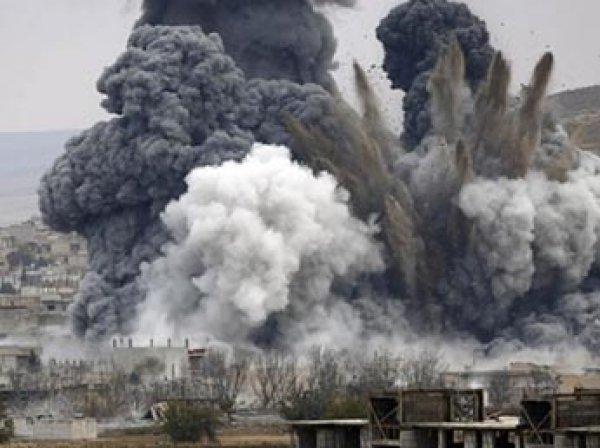 Коалиция США нанесла авиудар по Сирии: Пентагон допустил, что есть жертвы