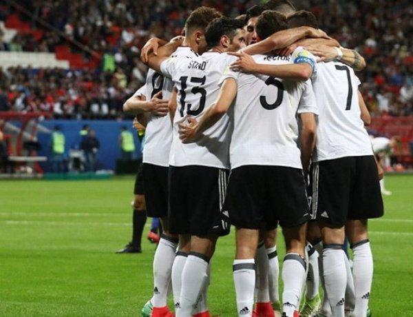 Германия - Камерун: счет 3:1, обзор матча от 25.06.2017, видео голов, результат (ВИДЕО)