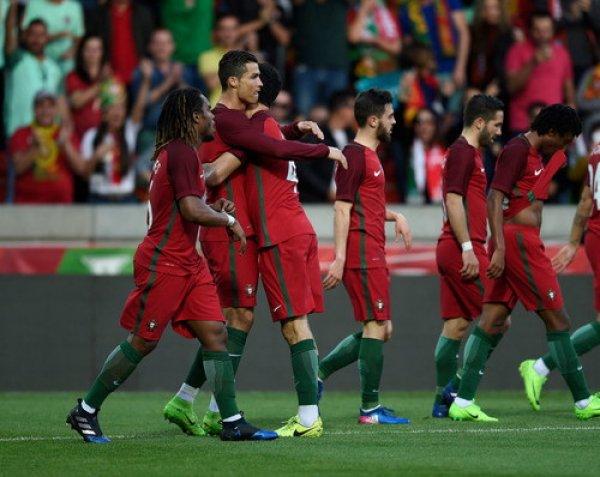 Португалия — Мексика: счет 2:2, обзор матча от 18.06.2017, видео голов, результат (ВИДЕО)