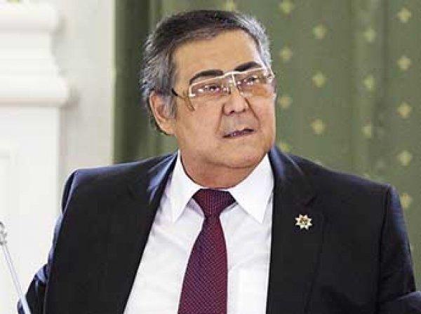 СМИ узнали, куда пропал губернатор Кузбасса Тулеев