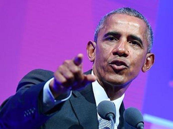 """СМИ: Обама готовил """"цифровую бомбу"""" для инфраструктуры России"""