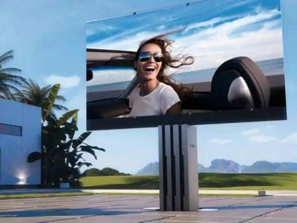 Компания C Seed презентовала телевизор за 30 млн рублей (ФОТО)