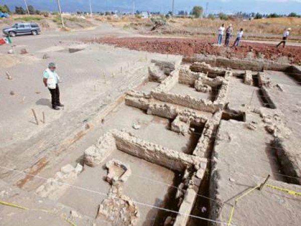 В Мексике археологи нашли стадион с останками игроков, принесенных в жертву