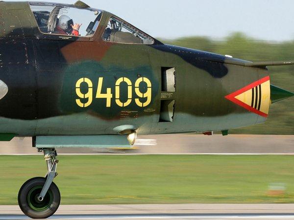 СМИ выяснили подробности боя Су-22 и F-18 в Сирии