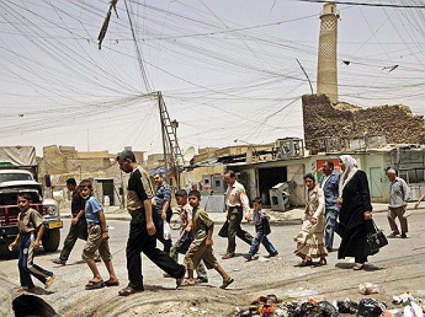 Боевики ИГИЛ взорвали в Мосуле соборную мечеть