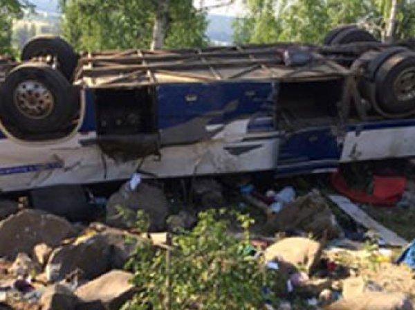 Появилось ВИДЕО с места страшного ДТП в Забайкалье, число жертв выросло до 12